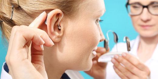 hearing aid type 2